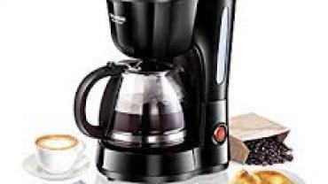 Hyundai 6 Cup Coffee Maker CM-HDB6B07-CXF