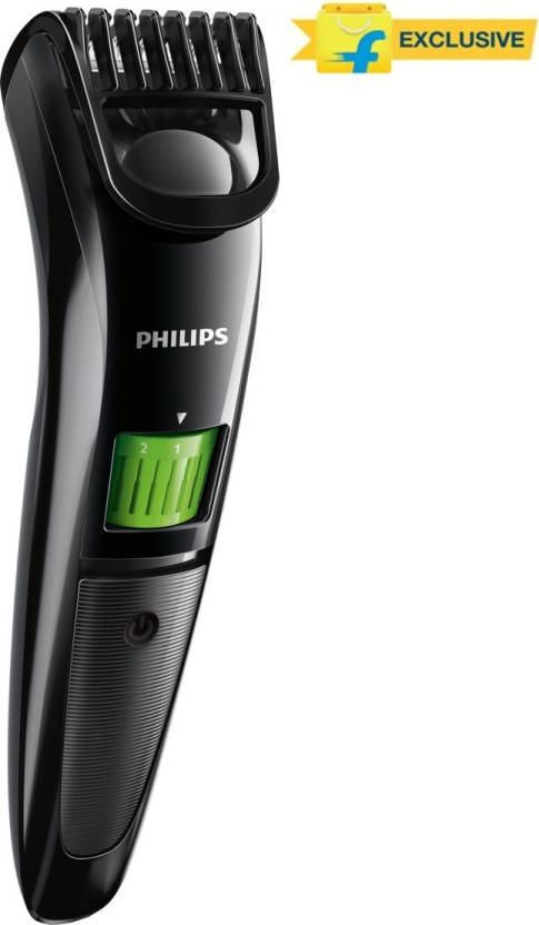 philips qt3310 15 usb charging trimmer for men rs 899 only techbuy. Black Bedroom Furniture Sets. Home Design Ideas