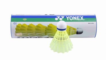 Yonex Mavis 10 Nylon Shuttlecock Pack of 6 Rs. 399 online amazon