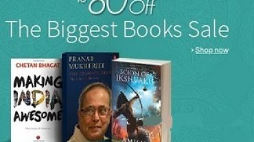 amazon book deals india
