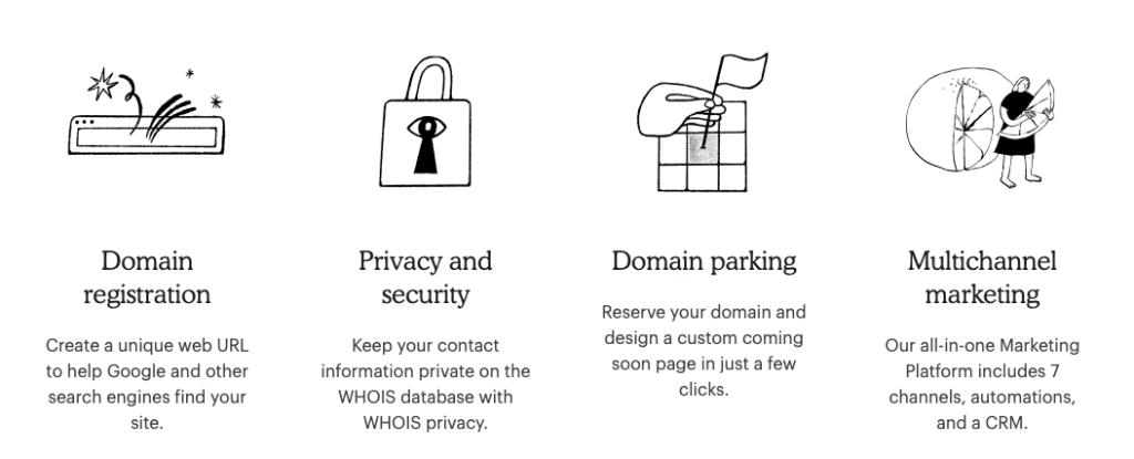 free-domain-mailchimp