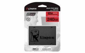Kingston Q500 240GB SATA3 2.5 SSD (SQ50037/240G) - TechBuy.in