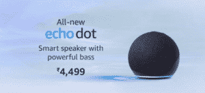 New 4th Gen Echo and FireTV Sticks Online at Amazon India   Techbuy.in