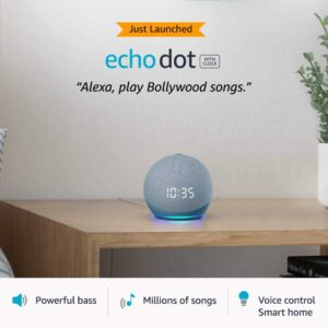 New 4th GeAVn Echo and Alexa Devices Online at Amazon India   Techbuy.in