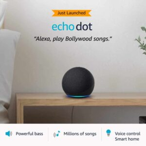 New 4th AVGen Echo and Alexa Devices Online at Amazon India   Techbuy.in