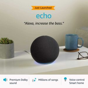 New 4th GAVen Echo and Alexa Devices Online at Amazon India   Techbuy.in