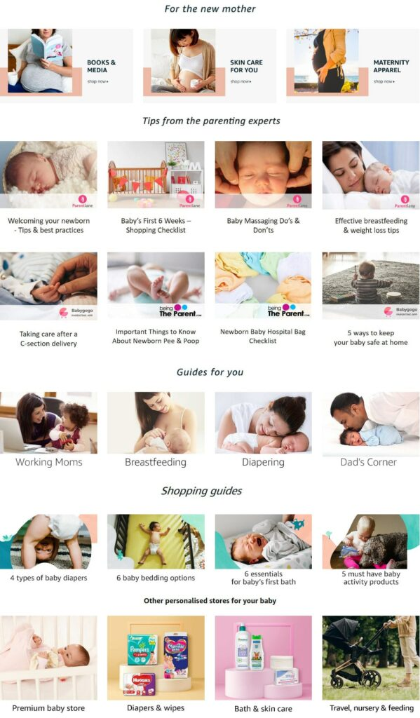 New Born Baby Store - Shop online at Amazon India