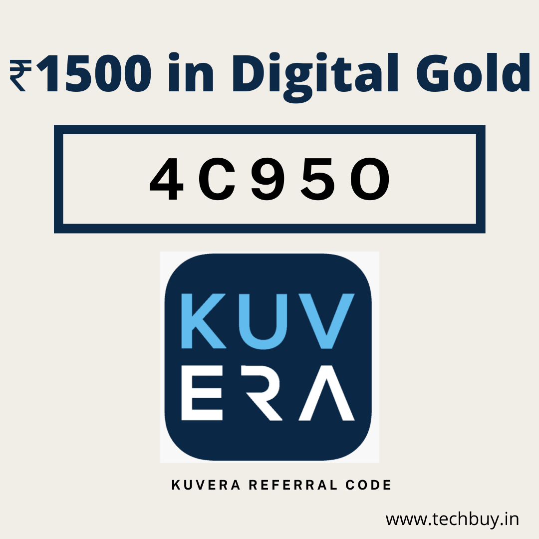 kuvera-referral-code