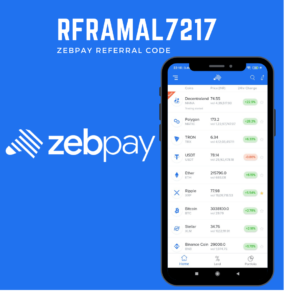 zebpay-referral-code